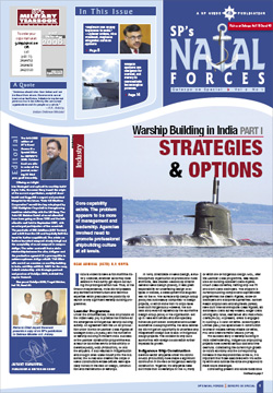 SP's Naval Forces ISSUE No 01-2008