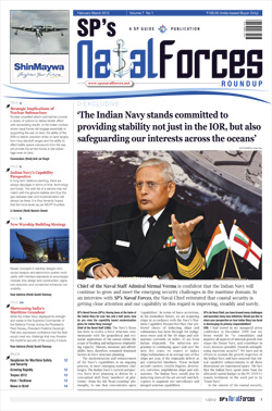 SP's Naval Forces ISSUE No 01-2012