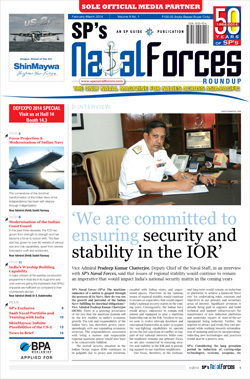 SP's Naval Forces ISSUE No 01-2014