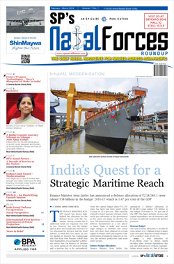 SP's Naval Forces ISSUE No 01-2016