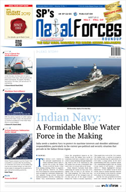 SP's Naval Forces ISSUE No 01-2020